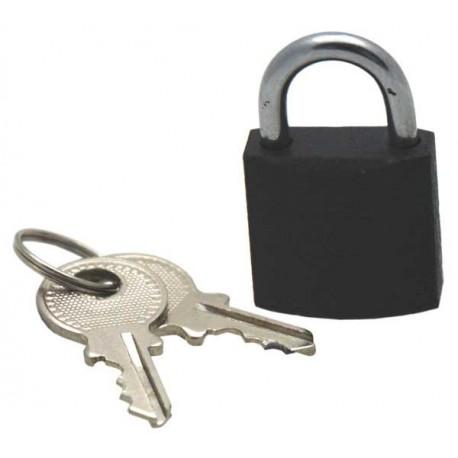Tri-circle iron padlock, 20mm