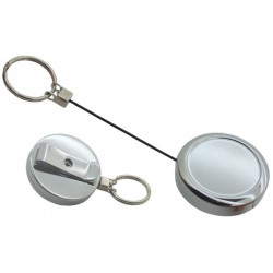Extra Long retractable key ring