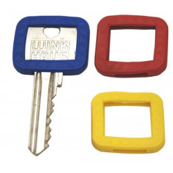 Square Key Covers, Single Colours