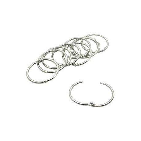 38mm Hinged Binder Rings