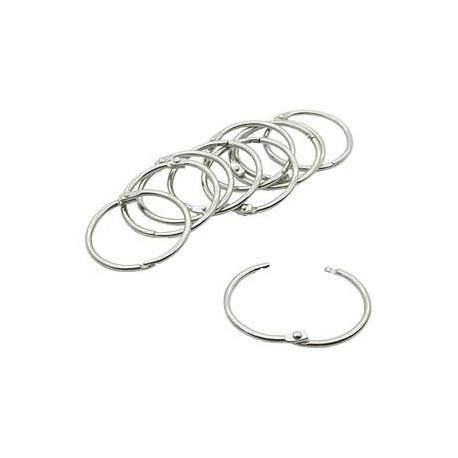 38mm Hinged Binder Rings