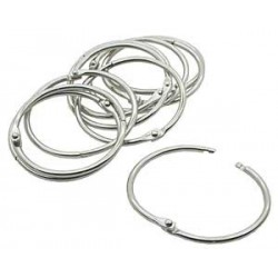 50mm Hinged Binder Rings