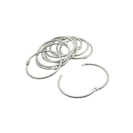 64mm Hinged Binder Rings