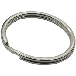 25mm Split Rings, pack of 10