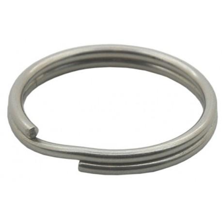 24mm Stainless Steel Split Rings
