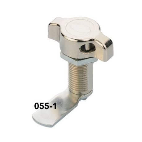 Padlockable, quarter turn latch, 32mm long body, 90