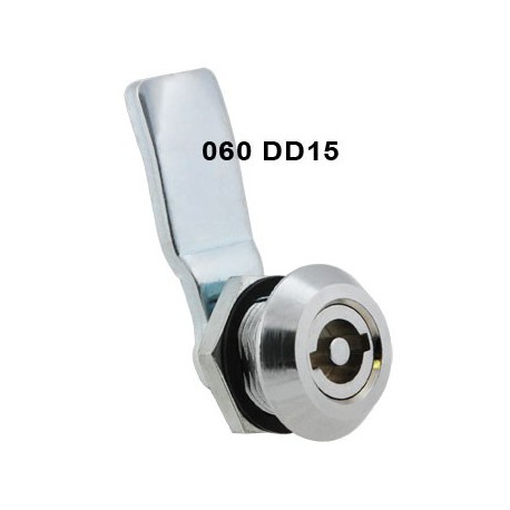 5mm double bit drive quarter turn cam lock