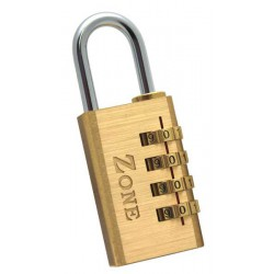 Zone 24 Series, 30mm, 4 Dial Padlock