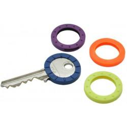 Key Covers - Rings, Single Colours