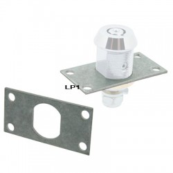 Locating plate, rectangular