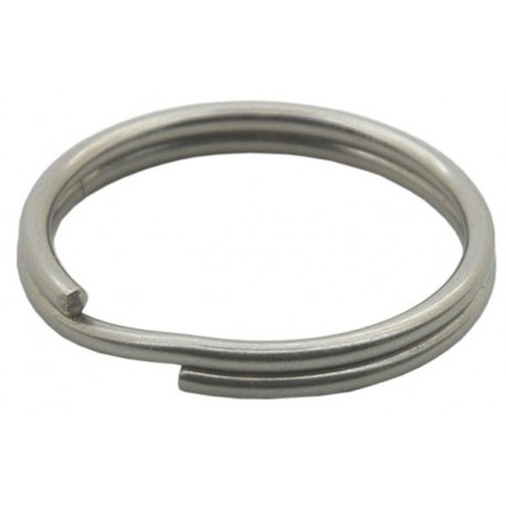 16mm Stainless Steel Split Rings