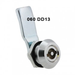 3mm double bit drive quarter turn cam lock