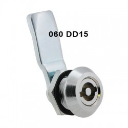 5mm double bit drive quarter turn cam lock